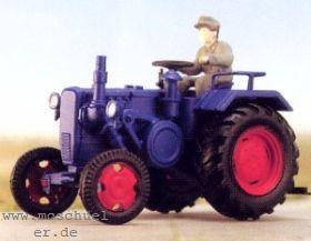1:87 Lanz Halbdiesel Schlepper Baujahr 1953-56- Weinert 4572  | günstig bestellen bei Modelleisenbahn Center  MCS Vertriebs GmbH