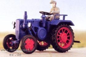 1:87 Lanz Halbdiesel-Schlepper mit Speichenrädern, 32 PS, Baujahr 1955-56 - Weinert 4575  | günstig bestellen bei Modelleisenbahn Center  MCS Vertriebs GmbH