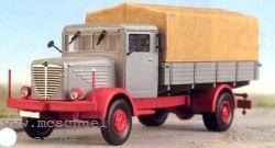 1:87 Büssing NAG 500 Vorkriegsausführung, 2-achs. LKW  - Weinert 4579 lief bis weit in die 50er Jahre | günstig bestellen bei Modelleisenbahn Center  MCS Vertriebs GmbH