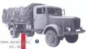 1:87 Büssing NAG 500, Wehrmachtsausführung- Weinert 4584  | günstig bestellen bei Modelleisenbahn Center  MCS Vertriebs GmbH