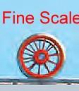 Vorlauf-Radsatz RP25 Fine Scale d=11,5mm, 10 Speichen-Weinert 56540  | günstig bestellen bei Modelleisenbahn Center  MCS Vertriebs GmbH