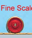 Vorlauf-Radsatz RP25 Fine Scale d=9,8mm-Weinert 56550  | günstig bestellen bei Modelleisenbahn Center  MCS Vertriebs GmbH