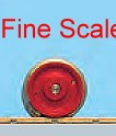 Vorlauf-Radsatz RP25 Fine Scale d=11,5mm-Weinert 56560  | günstig bestellen bei Modelleisenbahn Center  MCS Vertriebs GmbH