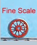 Vorlauf-Radsatz RP25 Fine Scale d=11,5mm, 11 Speichen mit Haftreifen  Weinert 56600  | günstig bestellen bei Modelleisenbahn Center  MCS Vertriebs GmbH