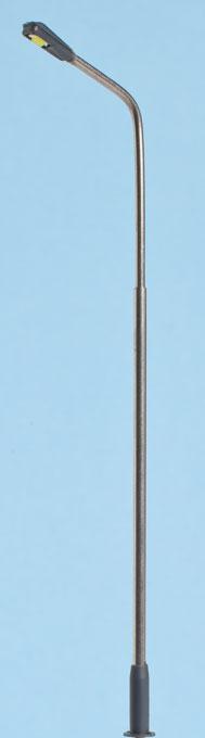 1:120 Peitschenlampe, 80 mm hoch - Weinert 5822  - Fertigmodell mit LED | günstig bestellen bei Modelleisenbahn Center  MCS Vertriebs GmbH