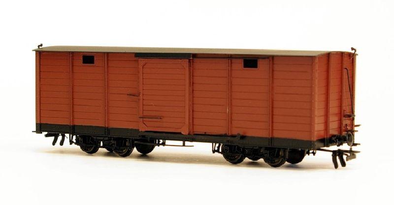 H0m Güterwagen 4-achsig - Weinert 6211  | günstig bestellen bei Modelleisenbahn Center  MCS Vertriebs GmbH