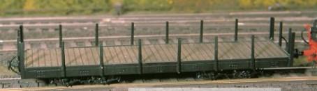 H0m Flachwagen, 4-achsig - Weinert 6218  | günstig bestellen bei Modelleisenbahn Center  MCS Vertriebs GmbH