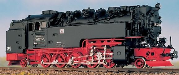 H0e BR 99 231-239 - BR 99 7239 DR Neubau Kohleversion - Weinert 6023 - Komplettbausatz mit Mashima-Motor - Wiederauflage | günstig bestellen bei Modelleisenbahn Center  MCS Vertriebs GmbH