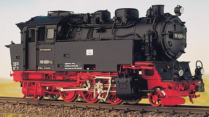 H0e BR 99 6001 - NWE 21 geschweisst - Weinert 6029  - Komplettbausatz mit Mashima-Motor - Wiederauflage | günstig bestellen bei Modelleisenbahn Center  MCS Vertriebs GmbH