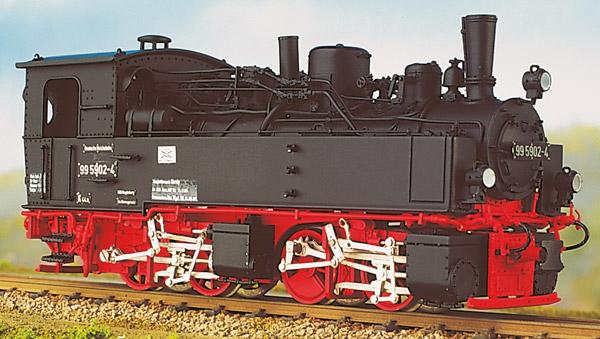 H0m 99 5901-5905 Dampflok mit Druckluftbremse - Weinert 6233 - mit Mabuchi-Motor | günstig bestellen bei Modelleisenbahn Center  MCS Vertriebs GmbH
