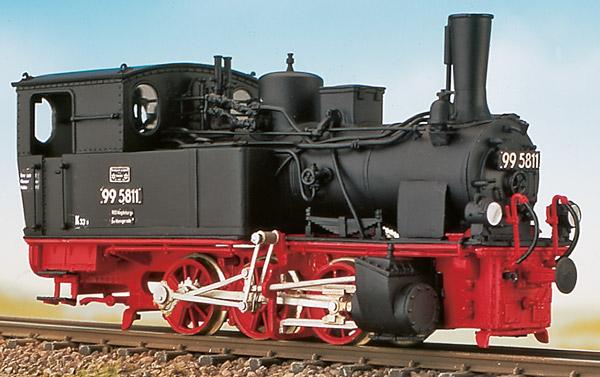 H0m BR 99 5811 Gernrode - Weinert 6239 - mit Faulhaber-Motor | günstig bestellen bei Modelleisenbahn Center  MCS Vertriebs GmbH