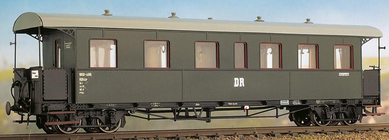 H0m Harzbahn Personenwagen 2.-3. Klasse - Weinert 6243  | günstig bestellen bei Modelleisenbahn Center  MCS Vertriebs GmbH