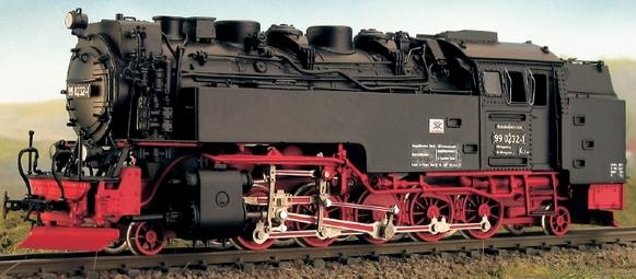 H0e BR 99 231-239 - BR 99 7239 DR Neubau Ölversion - Weinert 6056  - Komplettbausatz mit Mashima-Motor - Wiederauflage | günstig bestellen bei Modelleisenbahn Center  MCS Vertriebs GmbH