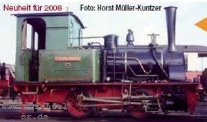 H0e BR 99 5602 Franzburg - Weinert 6076  | günstig bestellen bei Modelleisenbahn Center  MCS Vertriebs GmbH