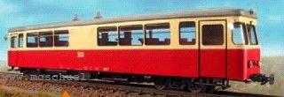 H0e HSB Triebwagen 187 011 - Weinert 6080 mit 5-pol. Mashima-Motor | günstig bestellen bei Modelleisenbahn Center  MCS Vertriebs GmbH