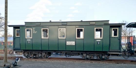 H0e DEV Personenwagen Nr. 1 - Weinert 6091 - Komplettbausatz  | günstig bestellen bei Modelleisenbahn Center  MCS Vertriebs GmbH