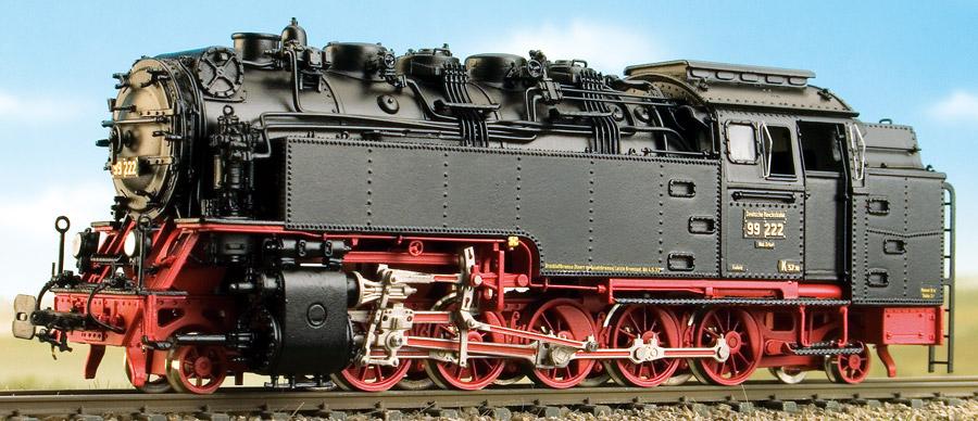 H0m BR 99 221-223 Einheitslok der DR - Weinert 6268 - mit Mashima-Motor | günstig bestellen bei Modelleisenbahn Center  MCS Vertriebs GmbH