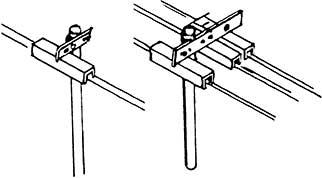 N Rollenhalter 1-fach+3-fach, je 6 Stück, Bausatz- Weinert 6945  | günstig bestellen bei Modelleisenbahn Center  MCS Vertriebs GmbH