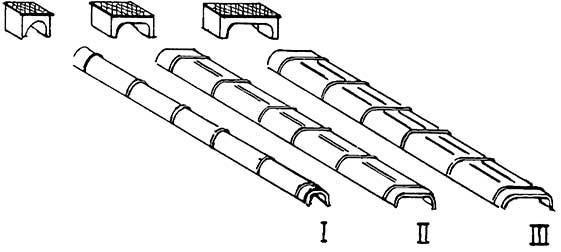 TT Blechkanäle + Rollenkästen 10xGr.I, 6xGr.II, 4xGr.III, je 2xGr.IV,V,VI, Weissmetall - Weinert 5807  | günstig bestellen bei Modelleisenbahn Center  MCS Vertriebs GmbH