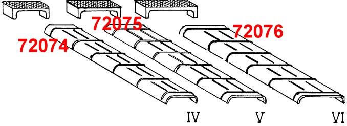 1:87 Blechkanäle und Rollenkästen, Gr.6, 10 Stück-Weinert 72076  | günstig bestellen bei Modelleisenbahn Center  MCS Vertriebs GmbH