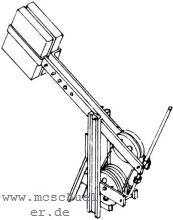 1:87 Weichenspannwerk, 1 Stück- Weinert 7216  | günstig bestellen bei Modelleisenbahn Center  MCS Vertriebs GmbH