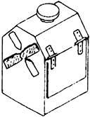 1:87 DKW-Laterne beleuchtet, nicht funktionsfähig - Weinert 7228  | günstig bestellen bei Modelleisenbahn Center  MCS Vertriebs GmbH