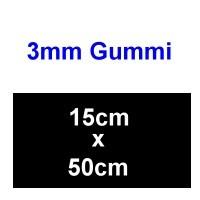 Schalldämmung 3mm Platte Gummi, 150 x 500mm - Weinert 74235  | günstig bestellen bei Modelleisenbahn Center  MCS Vertriebs GmbH