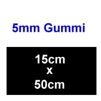 Schalldämmung 5mm Platte Gummi, 150 x 500mm - Weinert 74255  | günstig bestellen bei Modelleisenbahn Center  MCS Vertriebs GmbH
