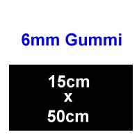 Schalldämmung 6mm Platte Gummi, 150 x 500mm - Weinert 74265  | günstig bestellen bei Modelleisenbahn Center  MCS Vertriebs GmbH