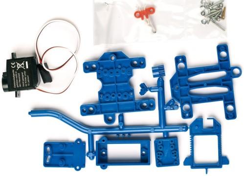 Weichenantrieb mit ESU-Servo - Weinert 74315  | günstig bestellen bei Modelleisenbahn Center  MCS Vertriebs GmbH