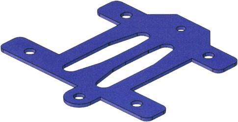 Positionierhilfe zum Postitionieren der Schrauben unter der Platte - Weinert 74306  | günstig bestellen bei Modelleisenbahn Center  MCS Vertriebs GmbH