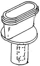 1:87 Flacher Schlot Giesl-Ejektor für BR 50, 1 Stück- Weinert 80271  | günstig bestellen bei Modelleisenbahn Center  MCS Vertriebs GmbH