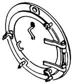 1:87 H0e-H0m Rauchkammertür für Frank S d=12,0mm- Weinert 8065  | günstig bestellen bei Modelleisenbahn Center  MCS Vertriebs GmbH