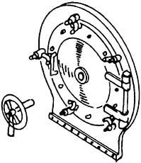 1:87 H0e-H0m Rauchkammertür für Hoya d=13,55mm- Weinert 8069  | günstig bestellen bei Modelleisenbahn Center  MCS Vertriebs GmbH