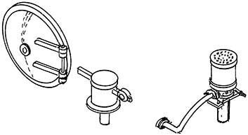 1:87 H0e-H0m Rauchkammertür für Mallet (Ursprung) Sauger für Saugluftbr.,Sicherheitsventile - Weinert 8084  | günstig bestellen bei Modelleisenbahn Center  MCS Vertriebs GmbH