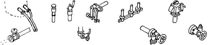 1:87 H0e-H0m Ventilsatz für verschiedene Schmalspurloks, z.B. Hoya - Weinert 8194  | günstig bestellen bei Modelleisenbahn Center  MCS Vertriebs GmbH