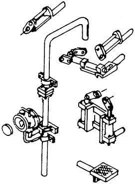 1:87 Armaturen der Öltender-Rückwand BR 01.10, 13-teilig- Weinert 82002  | günstig bestellen bei Modelleisenbahn Center  MCS Vertriebs GmbH