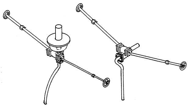 1:87 Abschlammventile, 1 Satz - Weinert 82020  | günstig bestellen bei Modelleisenbahn Center  MCS Vertriebs GmbH