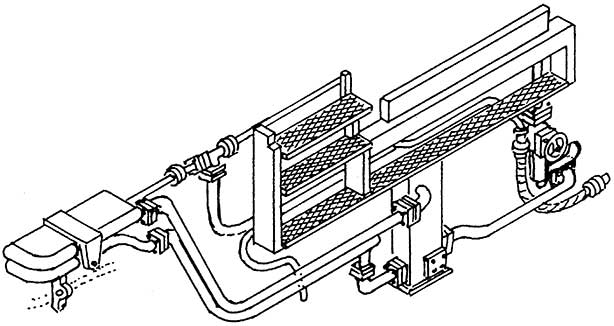 1:87 Armaturen für BR 01.10 Führerhaus und Umlauf links- Weinert 8236  | günstig bestellen bei Modelleisenbahn Center  MCS Vertriebs GmbH