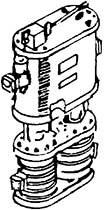 1:87 Doppelverbund-LuftpumpeKnorr mit P-Steuerung, 1 Stück,- Weinert 8407  | günstig bestellen bei Modelleisenbahn Center  MCS Vertriebs GmbH