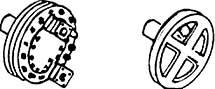 1:87 Oberflächenvorwärmer Detail- lierungsplatten rechts+links mit Flanschen für BR 71WM - Weinert 8427  | günstig bestellen bei Modelleisenbahn Center  MCS Vertriebs GmbH