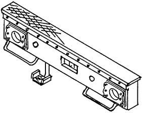 1:87 Pufferbohle für BR 92mit Pufferflanschen, 1 Stück- Weinert 8489  | günstig bestellen bei Modelleisenbahn Center  MCS Vertriebs GmbH