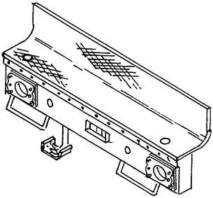 1:87 Pufferbohle für BR 91 mit Pufferflanschen, 1 Stück- Weinert 8491  | günstig bestellen bei Modelleisenbahn Center  MCS Vertriebs GmbH
