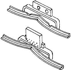 1:87 H0e-H0m Schienenräumer für Hoya, 2 Stück- Weinert 8556  | günstig bestellen bei Modelleisenbahn Center  MCS Vertriebs GmbH