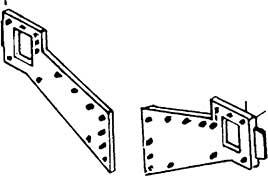 1:87 Abstützungen für BR 41, links und rechts, je 1x, Weißmetall- Weinert 8559  | günstig bestellen bei Modelleisenbahn Center  MCS Vertriebs GmbH