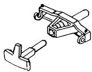 1:87 H0e-H0m Mittelpufferkupplung mit Zughaken für Frank S, 2 Stück - Weinert 8621  | günstig bestellen bei Modelleisenbahn Center  MCS Vertriebs GmbH