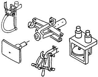 1:87 H0e-H0m Balancierkupplung, Bremsschläuche, Läutewerk, 1 Satz - Weinert 86212  | günstig bestellen bei Modelleisenbahn Center  MCS Vertriebs GmbH