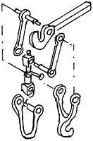 1:87 H0e-H0m Doppelhakenkupplung beweglich, Bausatz, 1 Paar- Weinert 86214  | günstig bestellen bei Modelleisenbahn Center  MCS Vertriebs GmbH