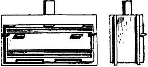 1:87 Batteriekasten klein, 1 St. - Weinert 86802    günstig bestellen bei Modelleisenbahn Center  MCS Vertriebs GmbH
