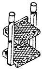 1:87 H0e-H0m Aufstiegstritte für Schmalspurloks z.B. Mallet,- Weinert 87013  | günstig bestellen bei Modelleisenbahn Center  MCS Vertriebs GmbH